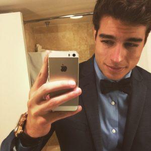 Danilo Carrera on Guys With iPhones