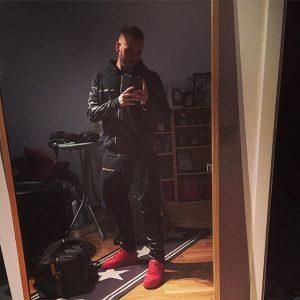 Anton Hysen on Guys With iPhones