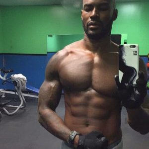 Tyson Beckford on Guys With iPhones