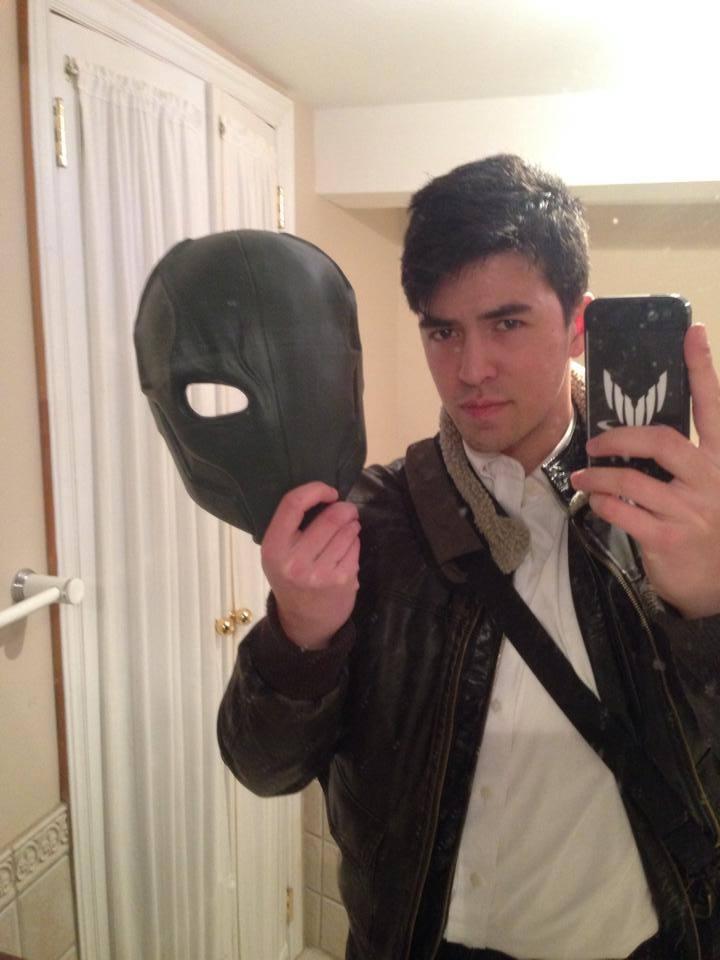 Halloween on Guys with iPhones