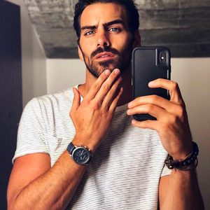 Nyle Di Marco on Guys With iPhones